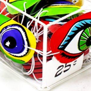 Crazy Eye Patch