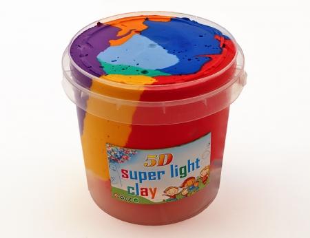 Rainbow Bucket Clay - Small