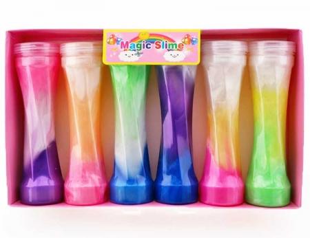 Rainbow Crystal Magic Slime