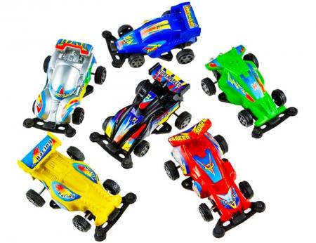 "Pullback Race Car - 2.5"""