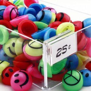 """Popper Half Ball - 1.5"""" Asst"""