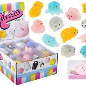 Mochi Squeeze Animal - Glitter