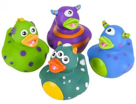 """Monster Rubber Ducky - 2"""""""