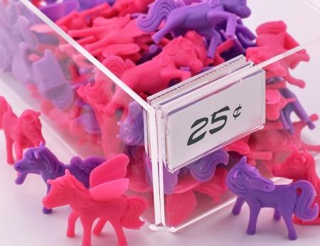 Mini Ponies - Pink & Purple
