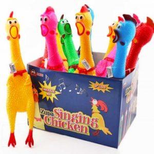 """Singing Chicken - 15"""""""