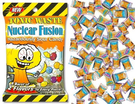 Nuclear Fusion Singles
