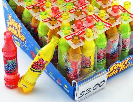 Sour Soda Pops