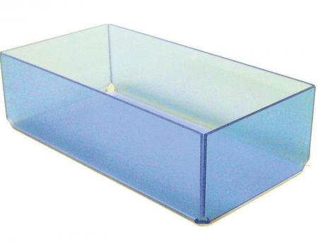 "Medium Acrylic Tray 5""X10"""