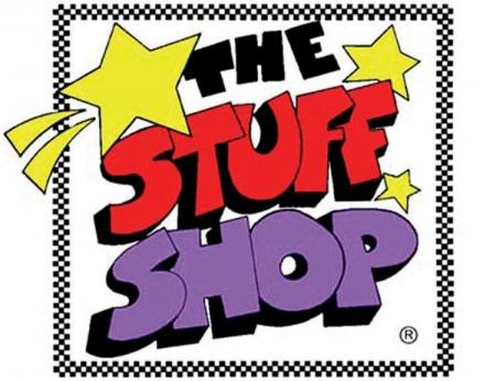 Stuff Shop Sign