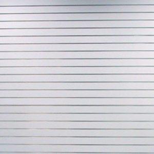 4'x8' Slatwall Aluminum Inserts