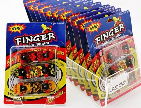 """Finger Skateboard - 4"""""""