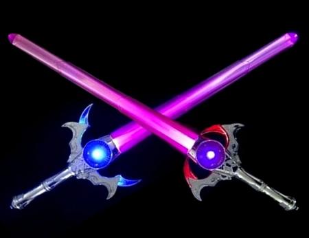 Flashing Bat Sword with Sound