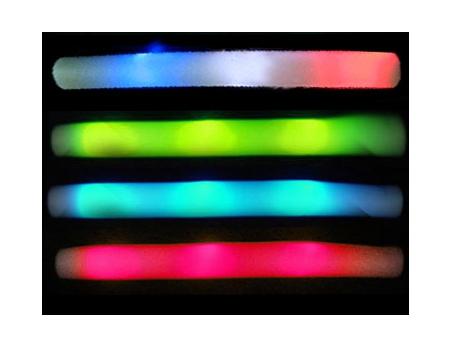 "Light Up Foam Baton - 19"""