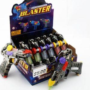 "Light Up Blaster Gun 7"""
