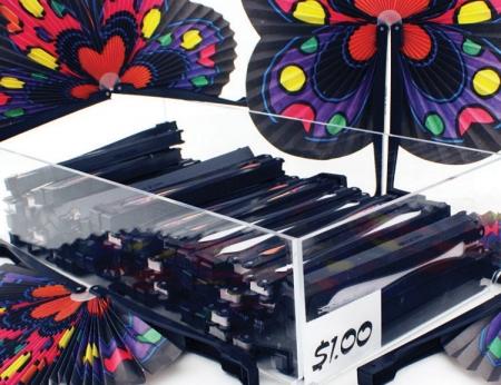 Butterfly Folding Fans