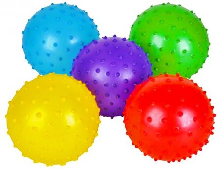 "Knobby Ball - 5"""