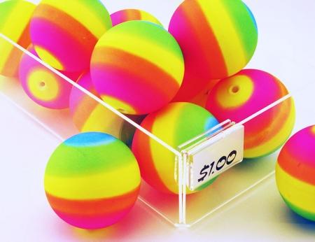 """Rainbow Ball - 3"""""""