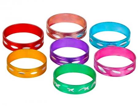Diamond Cut Color Rings