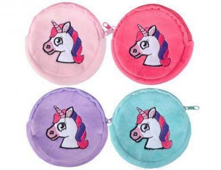 Unicorn Coin Purse - Round