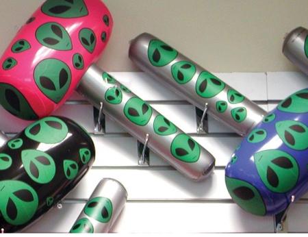 "Alien Mallet Inflate - 22"""