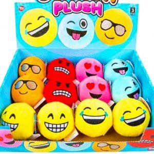 """Squish Plush Emoji - 3"""""""