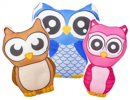 "Owl Plush - 5.5"""