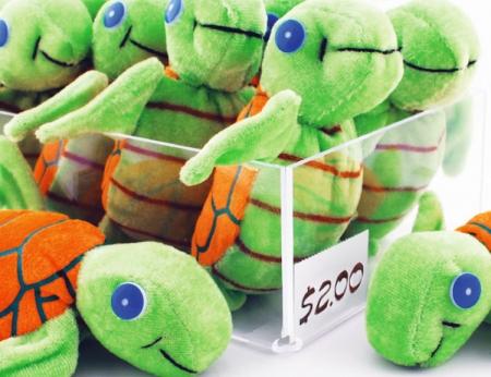 Plush Turtle - Small