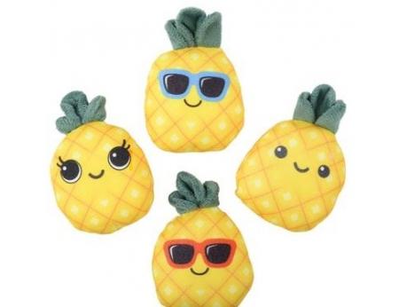 "Pineapple Plush - 3.75"""