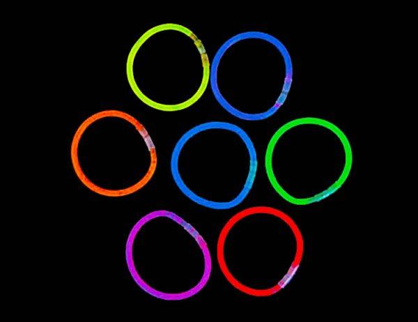 Glow Bracelets Assorted Colors
